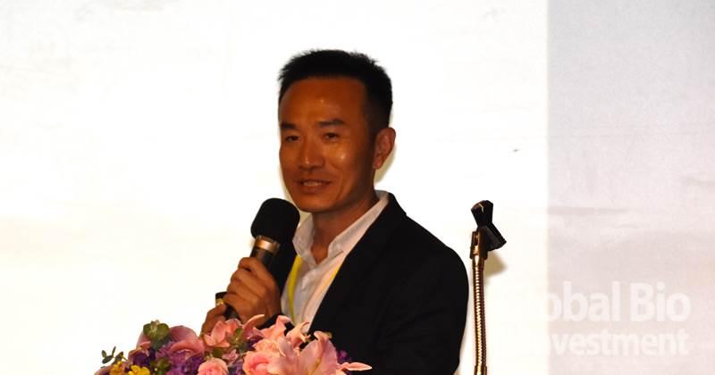 國立臺灣大學生物科技研究所教授劉嚞睿(攝影/李林璦)