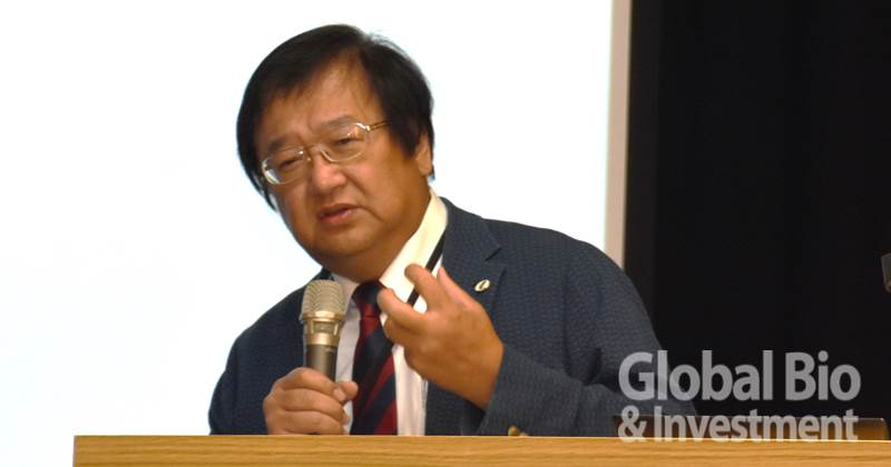 醫師公會全聯會理事長、立法委員邱泰源。(攝影:彭梓涵)