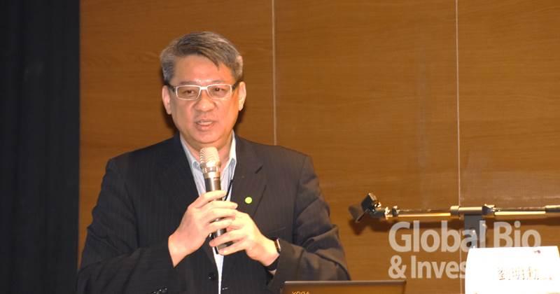 財團法人醫藥品查驗中心(CDE)執行長劉明勳:細胞/基因治療產品審查5大要點「穩定」、「純度」、「品質」、「安全」、「治療效益」(攝影:李林璦)