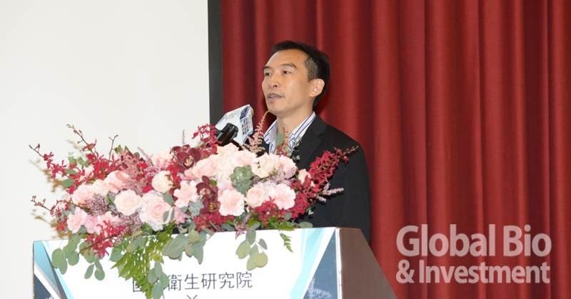 國衛院副研究員黃明熙(攝影/林嘉慶)