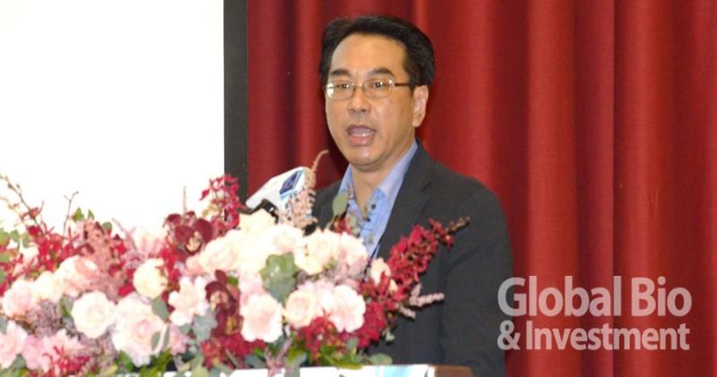 國家衛生研究院李岳倫研究員。(攝影:林嘉慶)