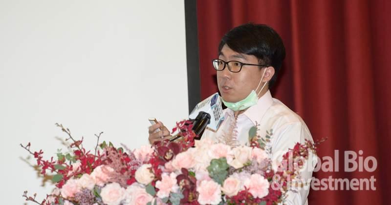 國衛院特聘研究員林峯輝團隊成員(攝影/林嘉慶)