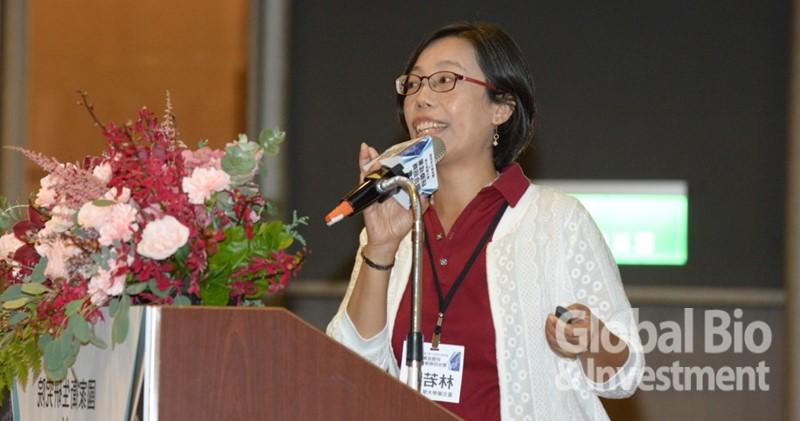 臺北醫學大學林若凱副教授。(攝影:林嘉慶)