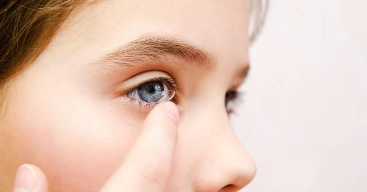 《JAMA》:軟性雙焦點隱形眼鏡可幫助遏制兒童近視(圖片來源:網路)