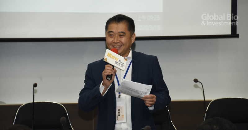 資誠聯合會計師事務所合夥會計師蔡晏潭 (攝影/李林璦)