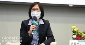金管會證期局主任秘書高晶萍指出,金管會持續鼓勵推動本國銀行針對生技新創產業。(攝影/林嘉慶)