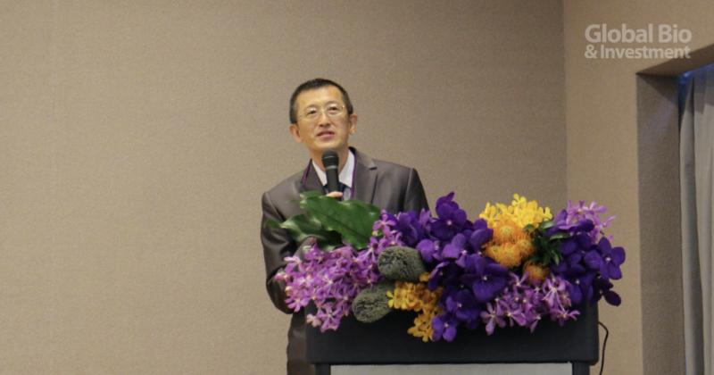 陳志成表示,聯盟成立宗旨,是促進從基礎科學到臨床間的交流 (攝影/巫芝岳)