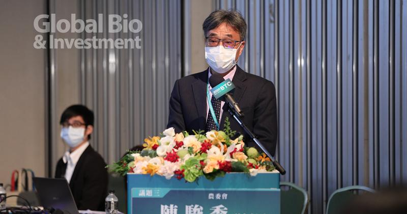 陳駿季:完備臨床前CRO研究平台 農業跨域加值生醫發展 (攝影/林家慶)