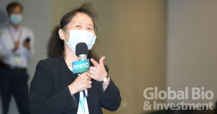 國家級人體生物資料庫整合平台(Biobank)執行長黃秀芬。(圖/本刊資料中心)