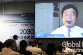 郭沛恩:建構台灣精準醫學基因平台 作為全球漢人數據研究。(攝影/林嘉慶)