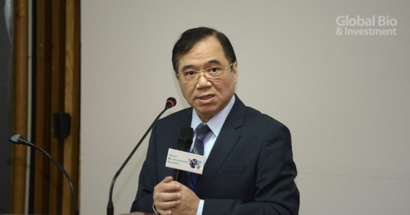 國家衛生研究院免疫醫學研究中心主任譚澤華。(攝影林嘉慶)
