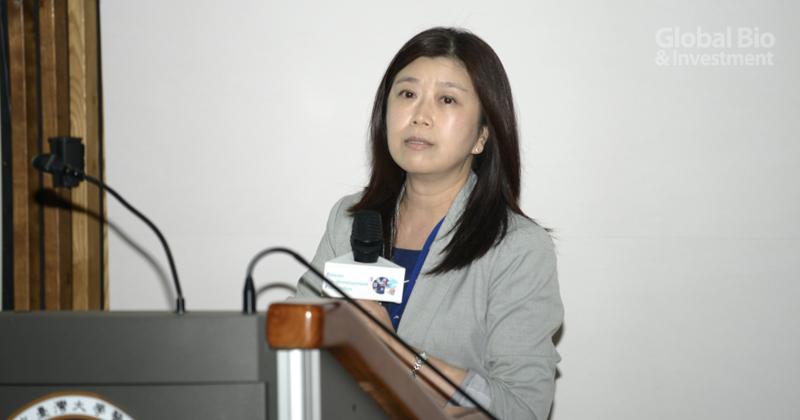 中研院基因體研究中心研究員林國儀。(攝影:林嘉慶)
