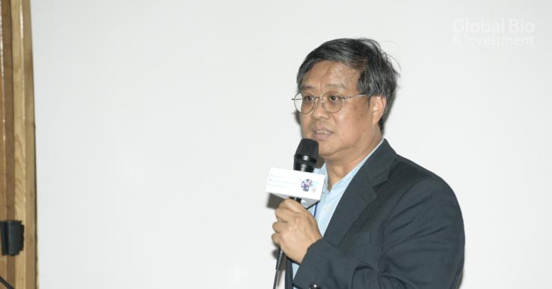中央研究院基因體研究中心研究員吳宗益 (攝影林嘉慶)