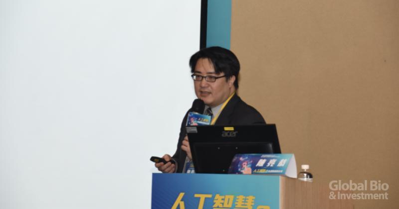 北榮高齡醫學中心主任兼陽明高齡與健康研究中心主任陳亮恭 (攝影/李林璦)