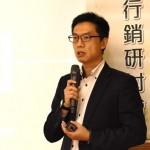緯創醫學科技智慧醫療事業張銘榤處長。(攝影/吳培安)